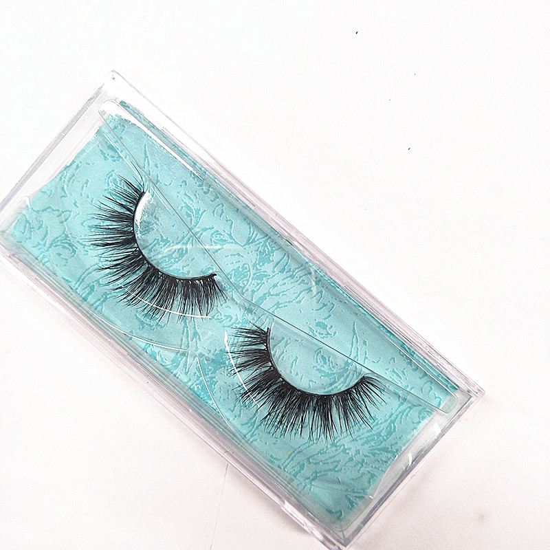 Customized Sticker Logo 3D Silk Eyelashes Extension False Fake Lashes Extension Private Label 3D Silk Soft Lashes Free Shipping