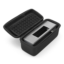 Portable Wireless Bluetooth Speaker Case Travel Speaker Bag for Bose JBL 3 Mini Multilayer Protective Bag Pouch Extra Space Bag 2018 portable splashproof rechargeable pu leather case for jbl xtreme wireless bluetooth speaker extra space for plug