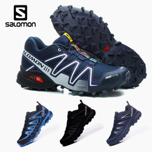 Salomon Speedcross 3 CS Zapatillas Running Sport Men Outdoor Shoes Breathable Zapatillas Hombre Mujer Male Speed Cross Sneaker