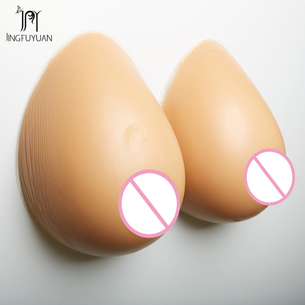 Nontoxic Medical Silicone Fake Breast Special Use Breats Chest For Mastectomy Artificial Breasts for Postoperative Crossdresser