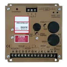 Free Shipping ESD5570E ESD5570 SPEED CONTROL UNIT Generator accessories speed controller governor speed control board
