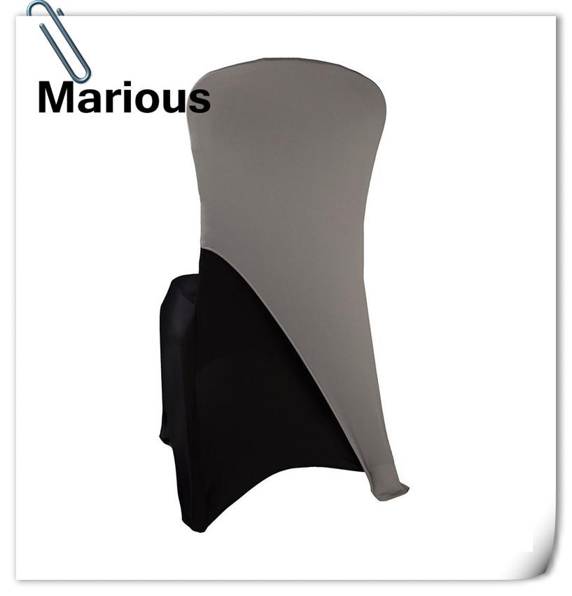 Factory price! 100pcs Marious Spandex Chair Hood 200gsm for Wedding Event Decoration Free shipping
