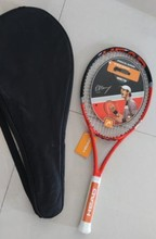 2016 High Quality Head Tennis Racket Microgel Radical MP L4 Carbon Fiber Tennis Racket With Bag Tennis Grip Size 4 1/4 & 4 3/8(China)