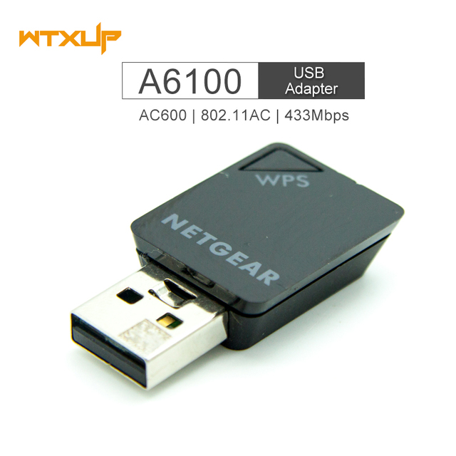 DOWNLOAD DRIVERS: NETGEAR A6100 WIFI ADAPTER