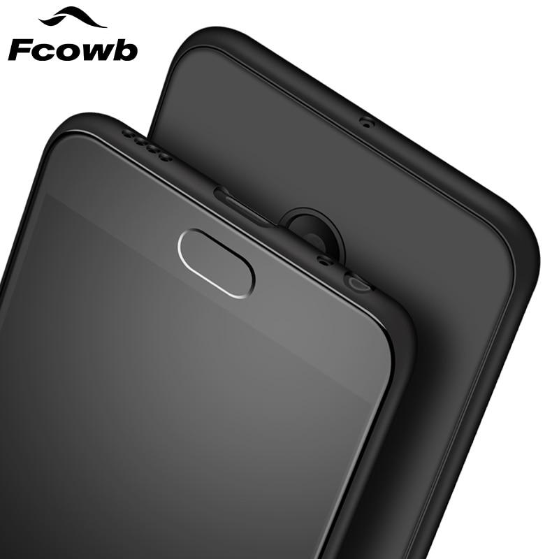 Soft case For Meizu Pro 6 Plus Case TPU Silicon Fitted Matte Bumper Protector Back Cover Case For Meizu Pro 6 Meizu Pro 6S Case