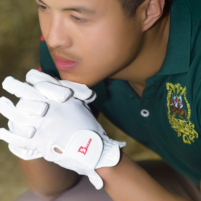 Wearable Riding Gloves Breathable Equestrian Gloves