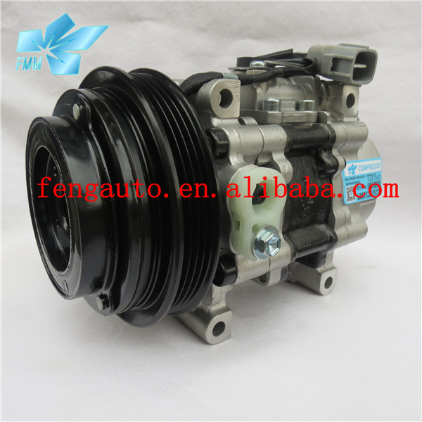 Auto Replacement Parts Loyal Auto Conditioning Compressor With Clutch Pv4 Ac Pump Tv12c For Mazda Miata Mx5 1.8 Ample Supply And Prompt Delivery