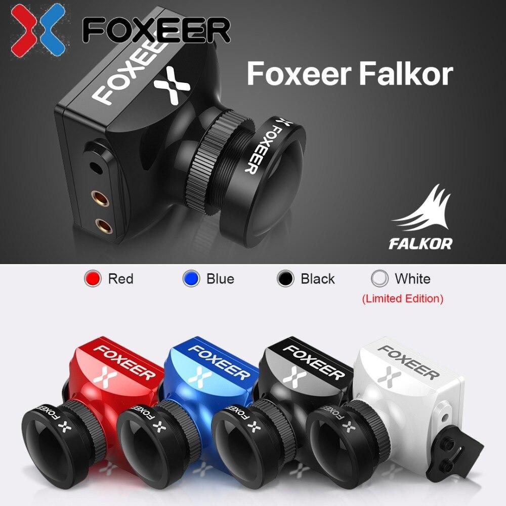 Foxeer Falkor FPV Camera 1200TVL 1 3 CMOS 4 3 16 9 PAL NTSC Switchable G