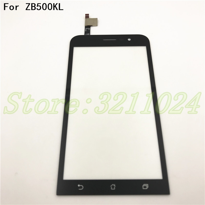 5.0'' For Asus Zenfone Go ZB500KL X00AD Digitizer Touch Screen Panel Sensor Lens Glass Replacement panel