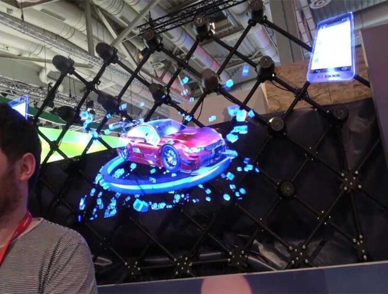 3D голографический проектор вентилятор с лампами коммерческий дисплей рекламный логотип освещение 3D голый глаз светодиодный вентилятор света поддержка пользовательского логотипа