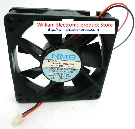 Оригинальный nmb 8020 3108nl-05w-b50 24v 0.19a инверторный охлаждающий вентилятор