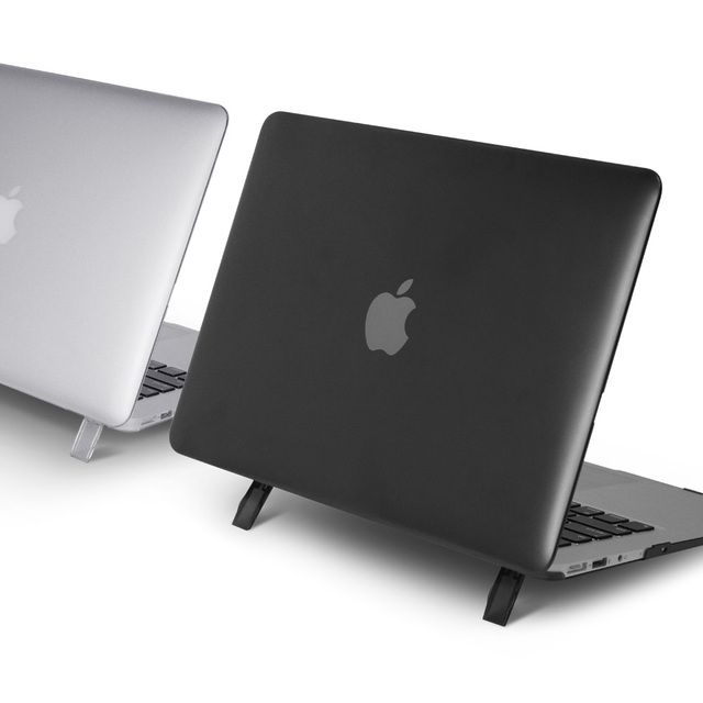 Ultra Thin Stand Laptop Cases for apple MacBook Air 11 13 for MAC Book 12 inch Portable Cooling Bracket
