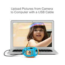 1080P 5MP Cartoon 1.77″ Mini LCD Camera HD 500W Digital Camera For Kids Fresh Camcorders For Children Funny Automatic Camera