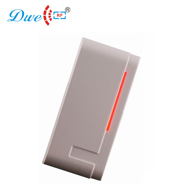DWE CC RF access control card reader white FCC certified proximity contact smart card reader цена и фото