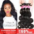 Hoje deal brasileiro virgem do cabelo 4 pacotes de onda do corpo barato tecer cabelo brasileiro feixes queen weave beauty rosa produtos para o cabelo