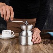 Kahve Değirmeni Fasulye El Sallamak karabiber Değirmeni Biber Yıkanmış Elle Aracı Değirmeni Makinesi
