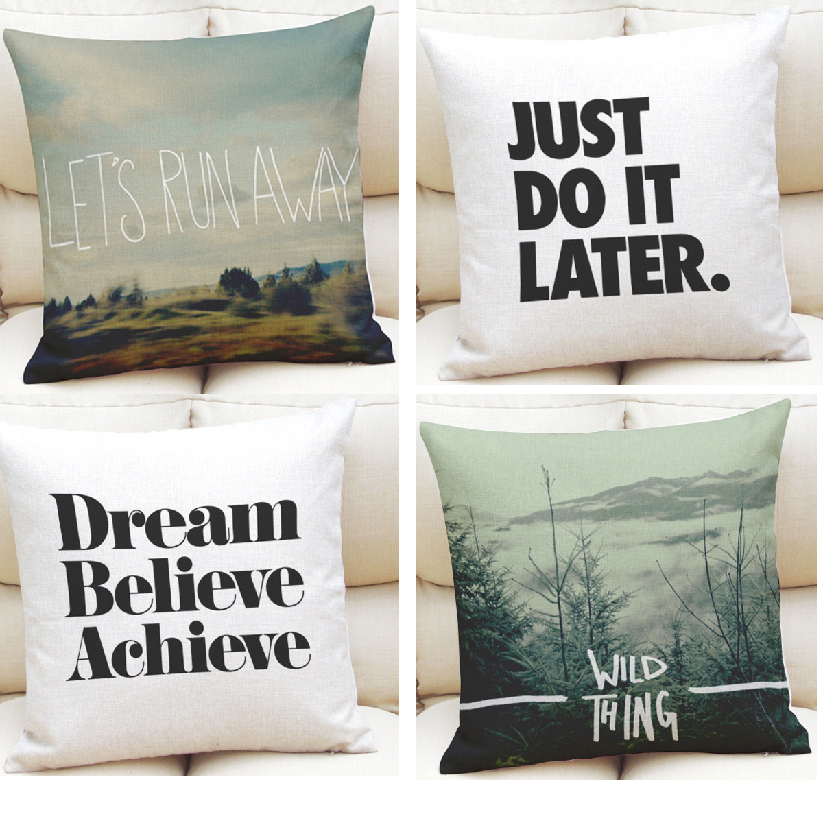 High Quality Sofa Pillows Us 3 9 Blue Ocean Beach Style Nautical Cotton Linen Decorative Pillow Cover Sofa Cushion Cover 45x45cm High Quality Seat Back Cushions In Cushion