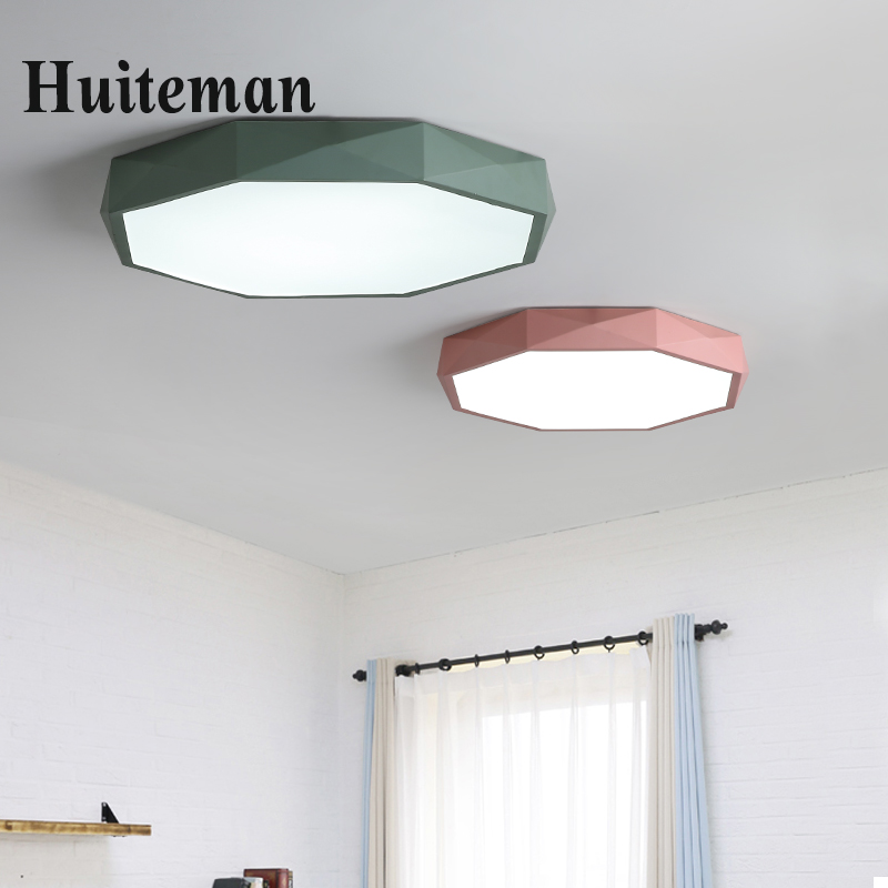 Kids Room Lights Children Dimmable Ceiling Lamp Baby