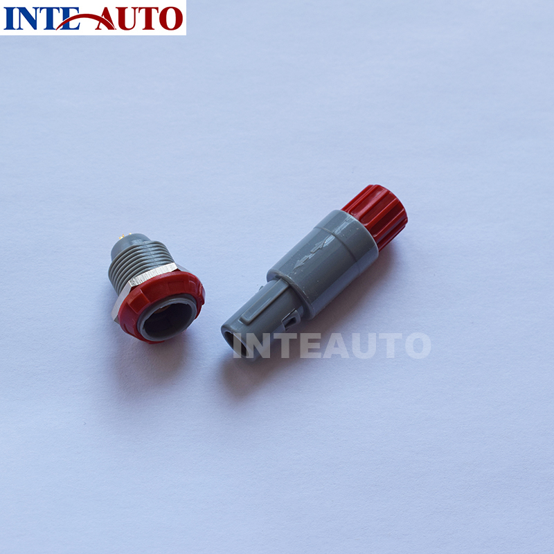 cable plastic push pull connector,cross lemo Redel plug and receptacle, male PAG female PKG, 2,3,4,5,6,7,8,10,14 pins waterproof connectors 8pins fgg 1k 308 clad egg 1k 308 cll push pull self locking connector plugs and sockets 8pins