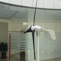 Energy Saving Wind Turbine Generator NE 700W 700W 12 24V Three Phase AC Permanent Magnet Generator