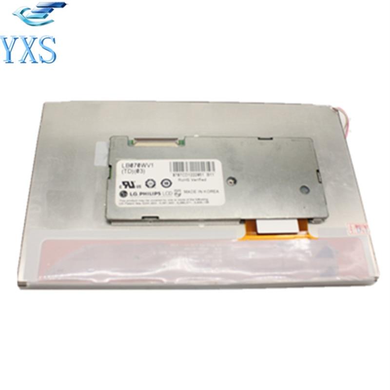 LB070WV1(TD)(03) Display Panel LB070WV1 7 Inch Display original lb050wq02 td03 display td 03 lb050wq2