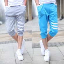 plus size men and boy casual heren shorts jogger shorts cotton elastic waistband shorts men polo free shipping
