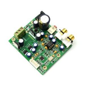 Image 4 - Lusya ES9018K2M ES9018 I2S Input Decoding Board Mill Plate HIFI DAC Supports IIS 32bit 384K / DSD64 128 256 F5 007