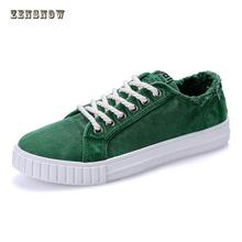 In The Spring Of 2018 New Students Are All-match And Breathable Canvas Shoes Casual Shoes Men Comfort White Shoes