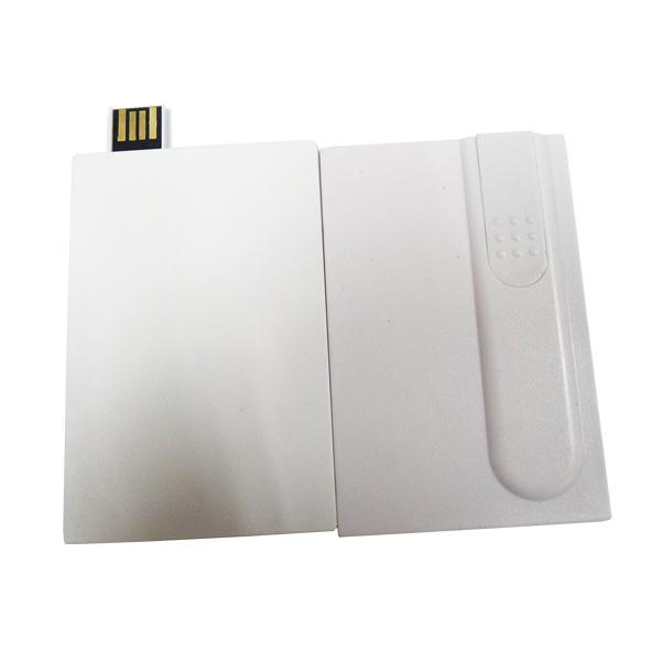 Envío Libre Buen Precio 16 GB 32 GB 64 GB Tarjeta de Crédito Usb Nombre De La Tarjeta Usb de Plástico de Material Plástico
