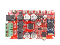 Bluetooth 4.0 Qualidade de Som Digital Amplificador Módulo Board 2*25 W Placa De Amplificador de Potência de Áudio Sem Fio Receptor TDA7492P