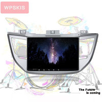 Android 10.0 car dvd for Hyundai Tucson/ ix35 2016 2017 2018 with octa core radio Sat navi stereo media player Support DAB TV