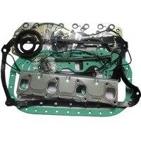Engine Full Gasket Kit YM729601 92790 for Yanmar 4TNE88