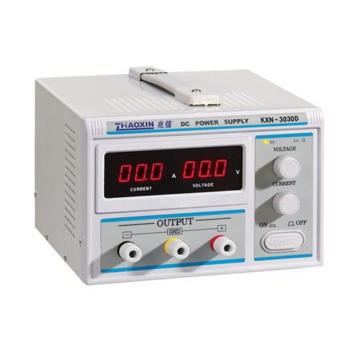 Digital High-power DC Switching Power Supply 0-30V,0-30A Output KXN-3030D 220V mmd130s180b [west] power