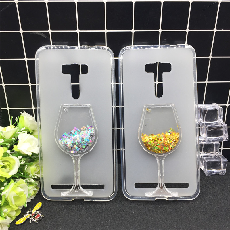 Cellphones & Telecommunications Aspiring Bling Liquid Quicksand Soft Tpu Phone Cases For Asus Zenfone Selfie Zd551kl Z00ud Z00udb Flowing Sand Fundas Case Capa Coque