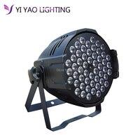 54x3 etap może/54 sztuk RGBW doprowadziły par 54 sztuk x 3 w światła disco dla DJ 54 led Oświetlenie sceniczne Lampy i oświetlenie -