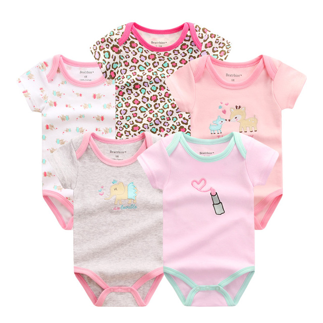 2016 New Arrival New Born Baby Girl Clothes Pure Cotton Baby