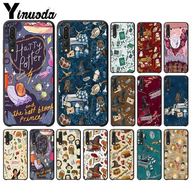 Yinuoda Harry Potter Style Amazing Design Phone Shell for Huawei Honor View10 Mate10 lite P20 Lite
