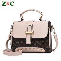 Luxury Fashion Ladies Printing Shoulder Bag Large Capacity Casual Tote Famous Designer Handbags High Quality Purses and Handbags