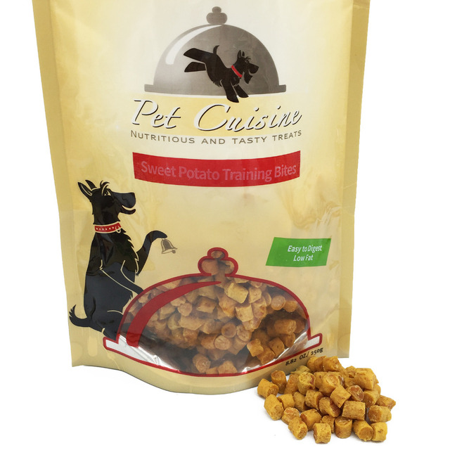 Pet Cuisine Dog Snacks For Small Dogs Puppy Chewy Sweet Potato