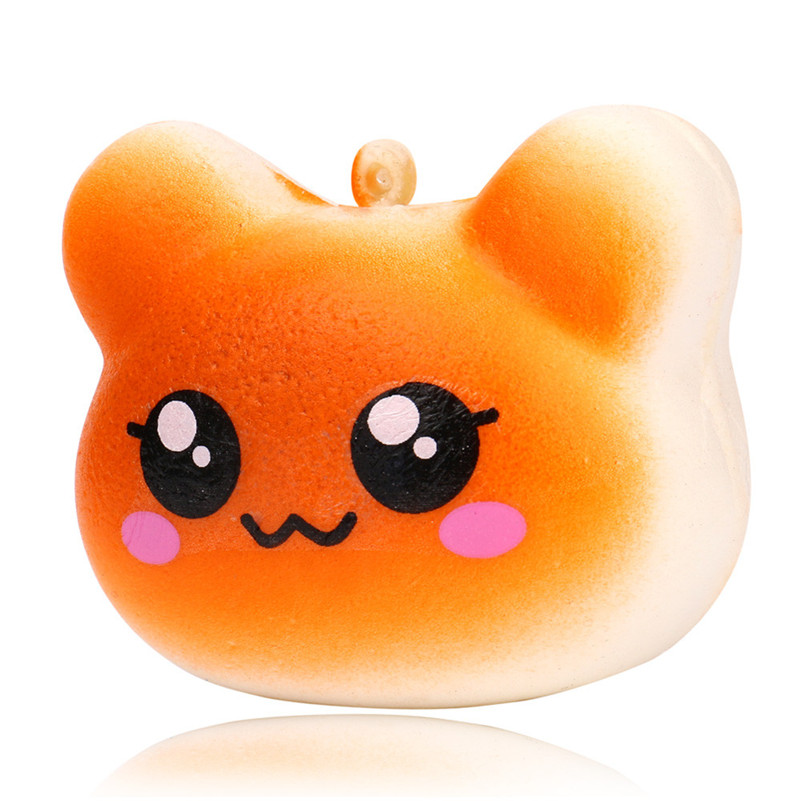 Cute Squishy Slow Rising Cream Scented Decompression Toys Child Gift Antistress Squish Toys For Kid Child A1