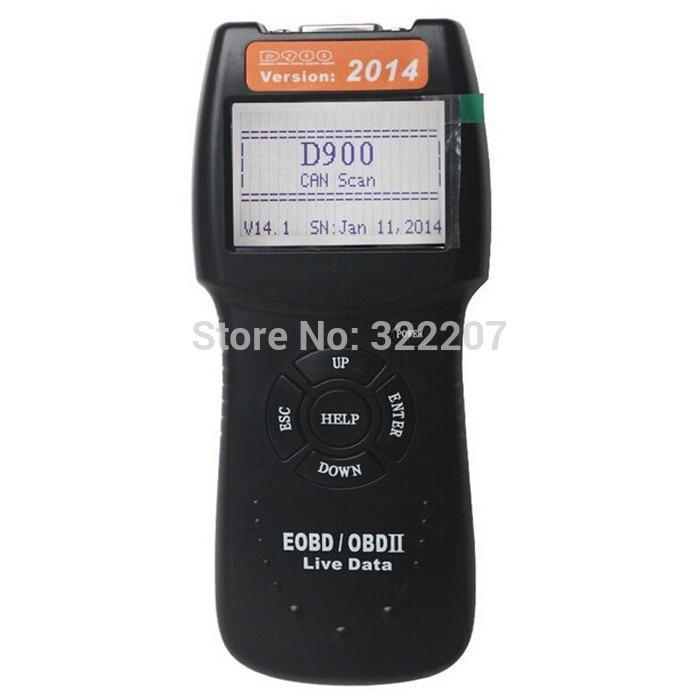 Vauxhall Mokka Car Diagnostic Tool D900 Fault Reset Kit Code Reader Scanner OBD2