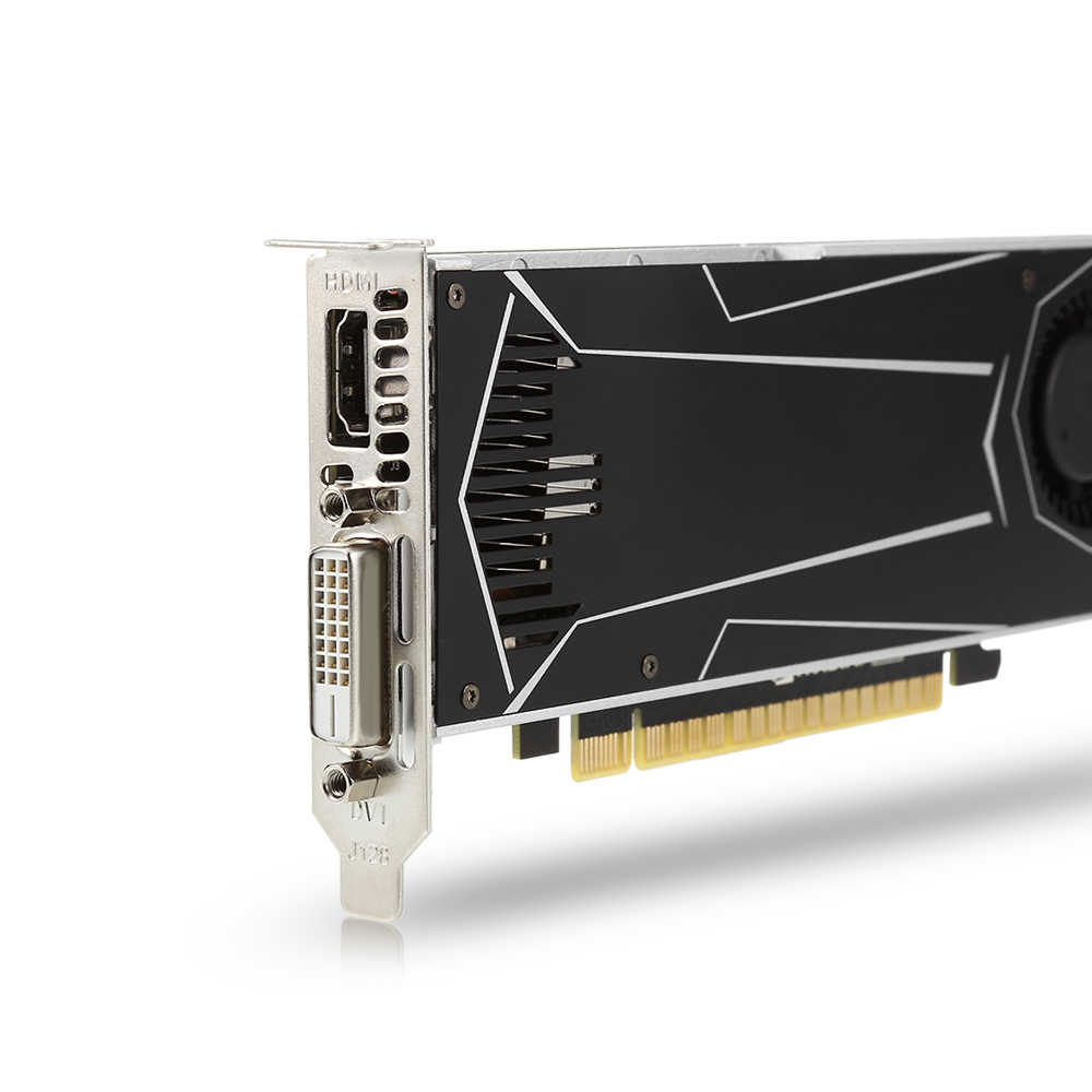 ASL G1504 1050Ti 4GB Video Graphics Card with GP107 400