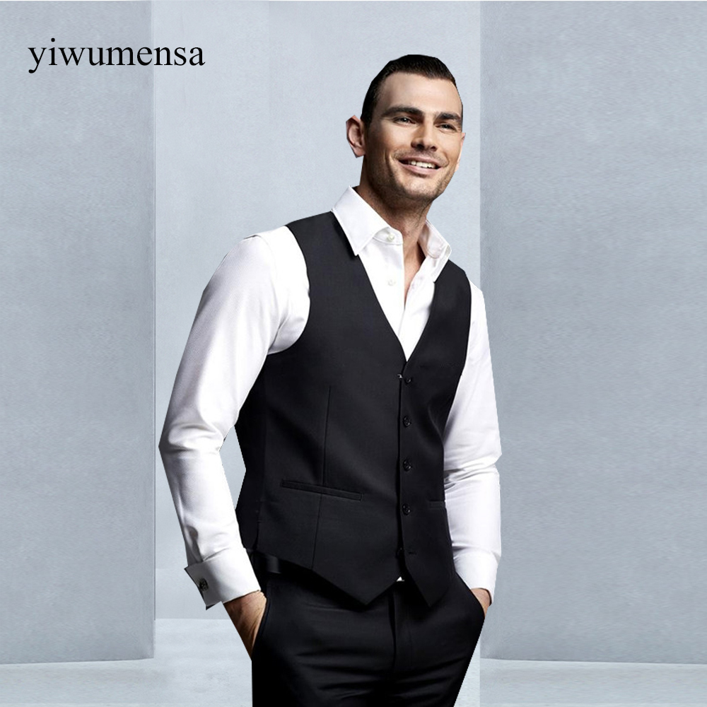 YWMS 32 costume homme luxury suits 2018 Custom Business men suit ...