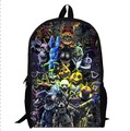 13inch Five Nights at Freddy's backpack double layer children Freddy Chica Foxy Bonnie School bag custom made men