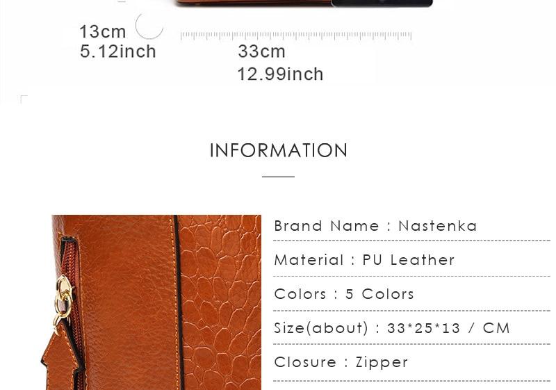 alligator crossbody bag for women shoulder bag female handbag ladies elegant shopping bag_03