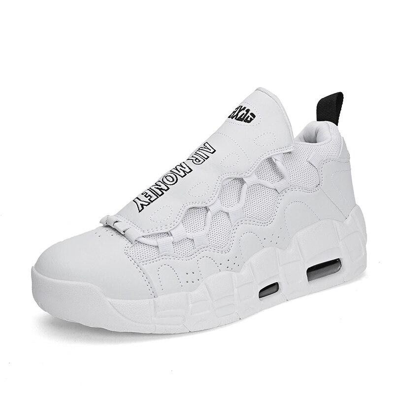Nouveauté super Air amorti basket-ball jordan chaussures d'argent off blanc sport en plein Air grand hommes confortable zapatillas sneakers