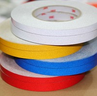 10 15 20mmx45m Real 3M Bright Reflective Strips Styling Decorative Stickers Dazzling Decoration Tape for Car Motorcycle Bicycle