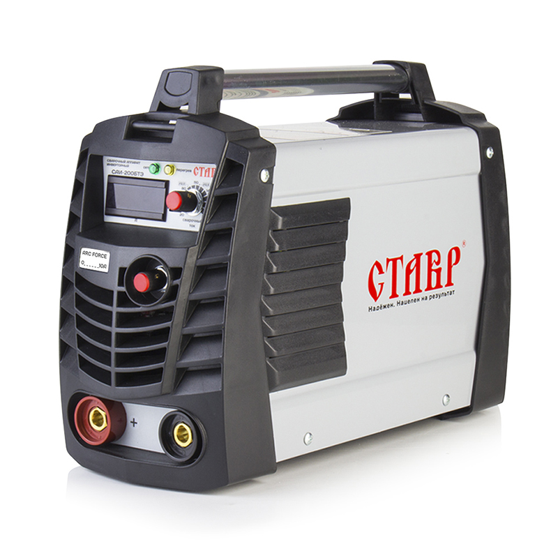 Machine de soudage onduleur Stavr SAI-200 BTE