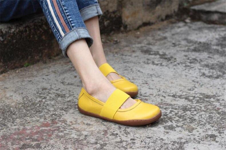 Sapatos de verão mulher Apartamentos bailarinas sapatos primavera 2019