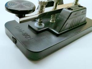 Image 3 - Новинка 1 шт. ключ CW Morse код Keyer CW Morse HAM радиоприемник DM901